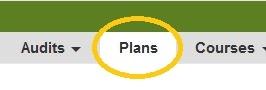 Plans tab
