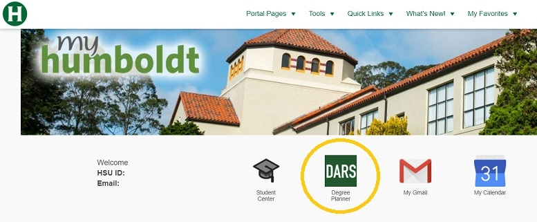 dark green square with DARS